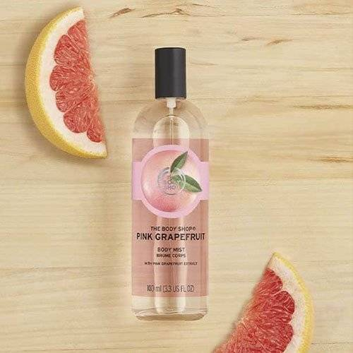 صورة بودي ميست The Body Shop Pink Grapefruit Body Mist