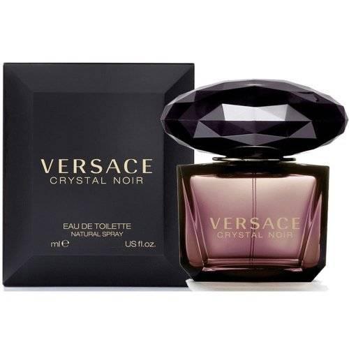 صورة مميزات وعيوب برفيوم فرزاتشى كريستال نوير Crystal Noir By Versace