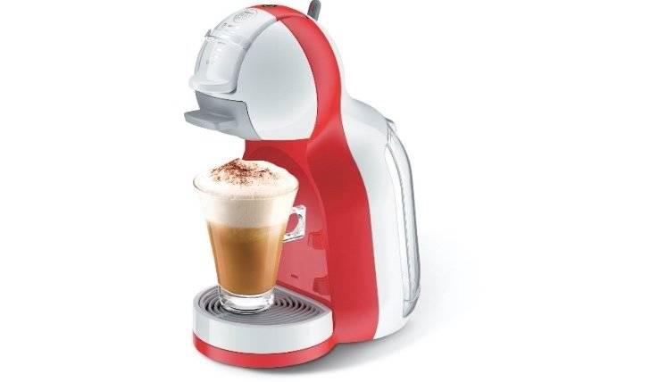 صورة مميزات وعيوب ماكينة القهوة دولتشي جيستو Delonghi Nescafe Dolce Gusto EDG305.