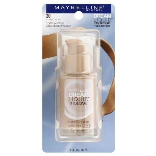 صورة عيوب ومميزات Maybelline Dream Liquid Mousse Foundation