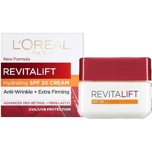 صورة عيوب كريم لوريال لمقاومة التجاعيد Revitalift Cream Anti-Wrinkle.
