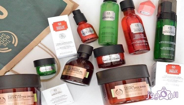 صورة تعرفِ على افضل 10 منتجات من ذا بودي شوب The Body Shop
