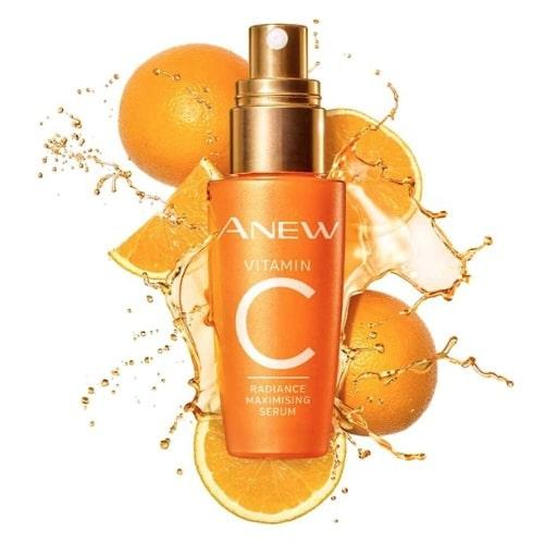 صورة anew vitamin c.. فوائده للوجه ومتي تظهر نتائجه