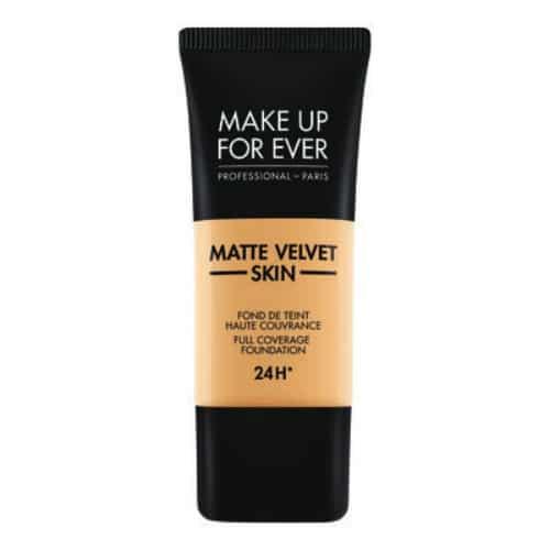 سعر فاونديشن فور ايفر مميزات Make Up Forever Matte Velvet Skin الريفيوز