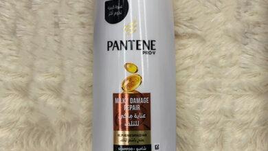 صورة اليكِ أفضل شامبو من بانتين لعلاج تلف الشعر