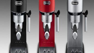 صورة ماكينة صنع القهوة الأكثر مبيعًا من ديلونجي.. تعرفي عليها