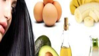 صورة من الأفوكادو إلى الموز: 7 وصفات لأقنعة الشعر الجاف