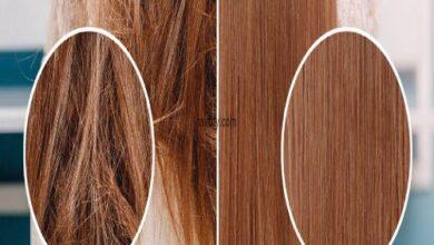 صورة أفضل الحلول لتنعيم الشعر المجعد للابد