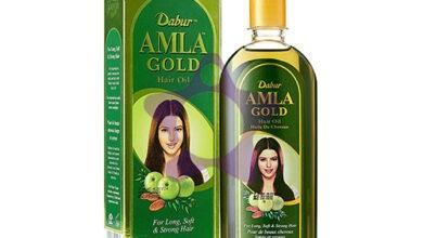 صورة دللي شعرك مع زيت دابر املا الذهبي