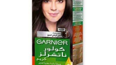 صورة تمتعي بتغطية كاملة لشعرك مع صبغه غارنييه بني رمادي