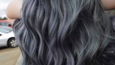 صورة كيفية صبغ شعرك باللون الرمادي في المنزل خطوة بخطوة